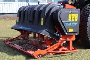 In acht der zwölf Stadien der Fußball-WM 2018 wurden Rasenpflegemaschinen von Wiedenmann eingesetzt: