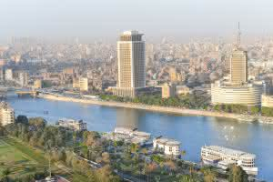 """Die BIG 5 CONSTRUCT EGYPT findet vom 18. bis 21. September 2018 im neuen Messezentrum """"Egypt International Exhibition Centre"""" statt."""