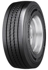 Mit dem Trailer-Reifen Conti Hybrid HT3 385/55 R 22.5 komplettiert Continental seine Reifenlinie Conti Hybrid. (Abb.: Continental)