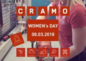 Veranstaltungen: Women's Day bei Cramo in Feldkirchen, Leipzig und Offenbach