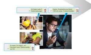 IT am Bau: Messenger in der Baubranche