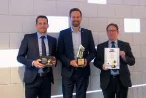 KS* gewinnt Stein-im-Brett-Award 2018 in der Kategorie Mauerwerk