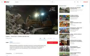 Liebherr Youtube Channel