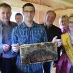 Mauerwerksbau: Schlagmann tut was für Bienen