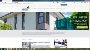 Artikelsuche: Neuer VDPM Internet-Auftritt