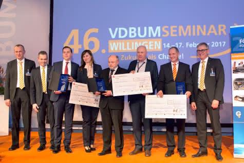 Märkte und Unternehmen: VDBUM-Förderpreis für kreative Köpfe
