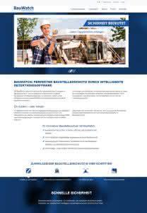 IT am Bau: Maibach Velen: Neue Website