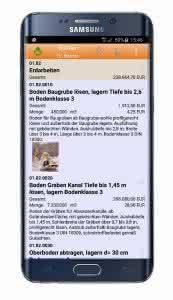 Für den mobilen Einsatz: Daten aus MWM-Pisa in der App MWM-Piccolo. (Abb.: MWM Software & Beratung GmbH, Bonn)