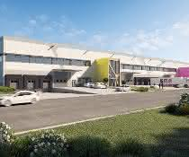 Logistikimmobilien: Baustart: Spekulatives Four-Parx-Projekts in Dahlewitz