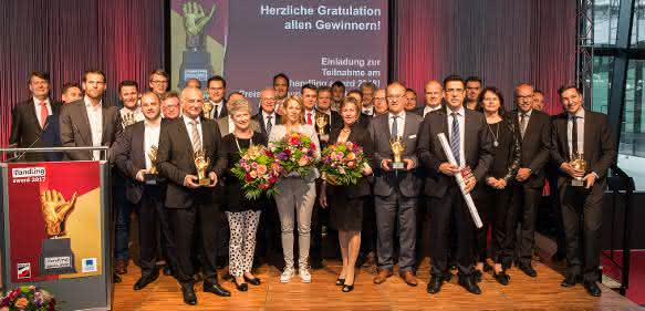 Intralogistik: handling-Award für Hoerbiger Automotive