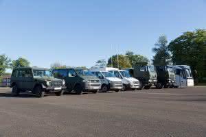Logistik-Dienstleister: DKV Euro Service gewinnt Ausschreibung von BwFuhrparkService