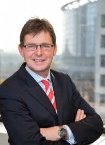 In der Luft: Michael Hoppe als Vorstand der Air Cargo Community Frankfurt bestätigt