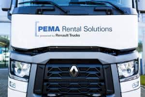 Zu Lande: PEMA bietet Pay-per-Use Angebot