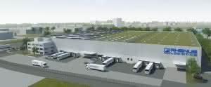 Intralogistik: Rhenus baut neues Logistikzentrum