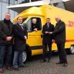 Nutzfahrzeuge: 5.000ster Iveco Daily geht an die Deutsche Post DHL