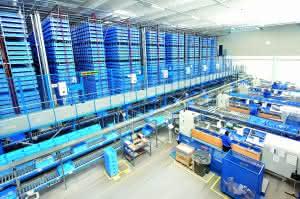 News Logistik: SSI Schaefer / Fritz Schaefer GmbH