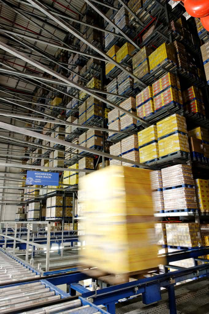News Logistik: GEODIS Logistics Deutschland GmbH