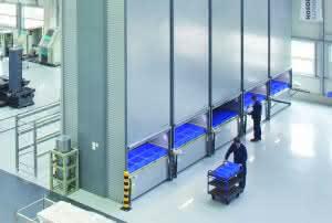 News Logistik: Haenel Buero- und Lagersysteme