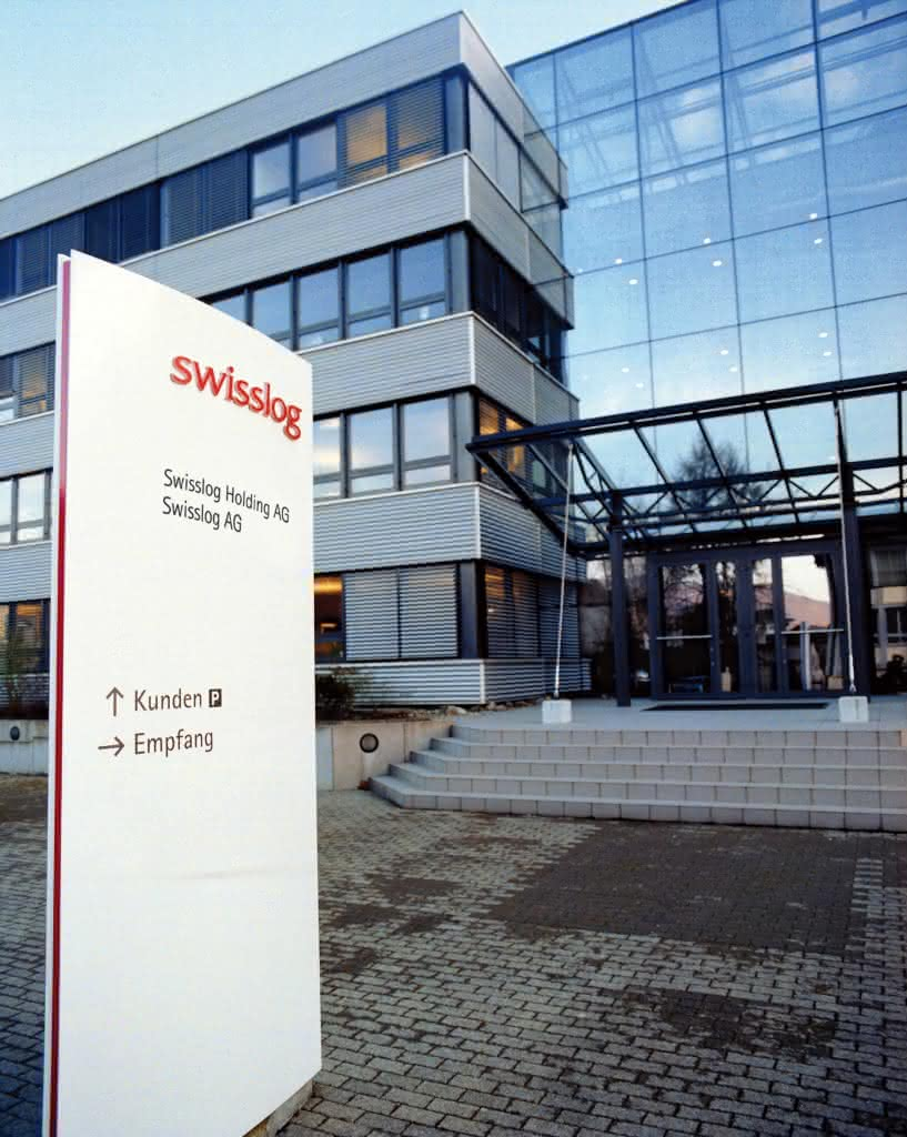 News Logistik: Swisslog GmbH