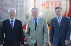 News Logistik: Auch Hoyer knackt die Milliarde beim Umsatz