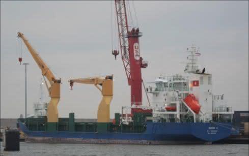 Zu Wasser: Eilmeldung: Deutsches Frachtschiff Susan K von Piraten gekapert