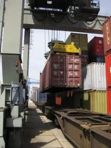 Zu Lande: Wincanton-Terminals mit neuen Bahnverbindungen