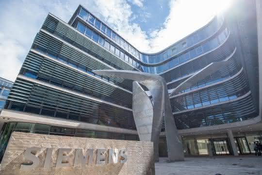 Siemens-Zentrale