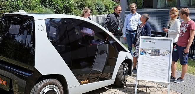 elektrisches Auto Epsilon