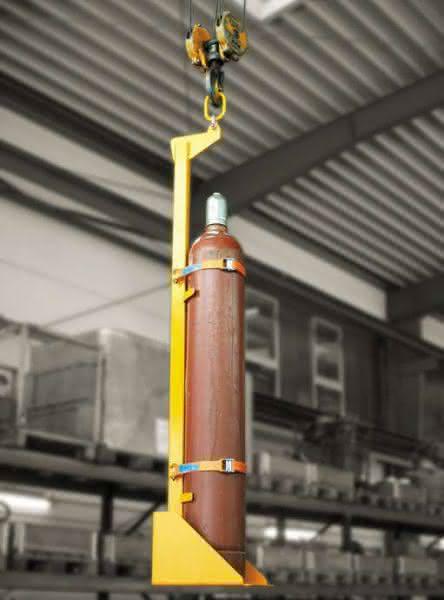 Gasflaschenheber von Heidkamp