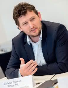 Christian Brauneis, Knapp