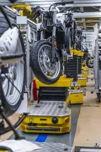 Fahrerlose Transportsysteme von DS AUTOMOTION