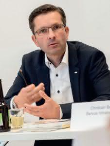 Andreas Koch, SSI Schäfer Automation