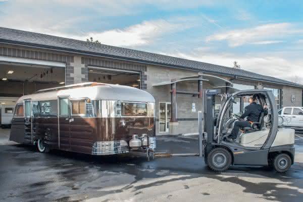 Retro-Caravan