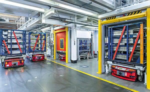 Volkswagen Werk Kassel