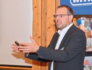 Geschäftsführer Christian Dietl