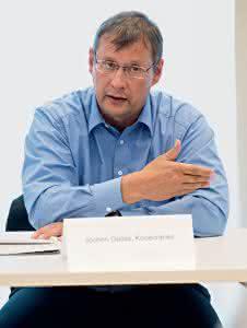 Jochen Gallas, Konecranes