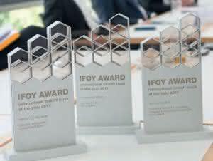 IFOY-Award - Foto: Thilo Härdtlein