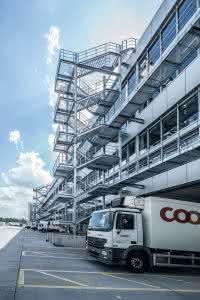 Coop-Logistikzentrum