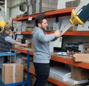 Nachhaltige und ergonomische Verpackung