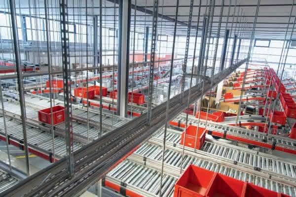 Foto: TGW Logistics Group