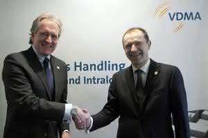 Wilfried Neuhaus-Galladé übergibt das Amt des Vorstandsvorsitzenden