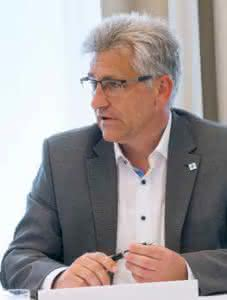 Manfred Schleicher, Wegener+Stapel Fördertechnik