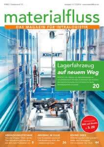 Titelseite Materialfluss Ausgabe 11-12/2016