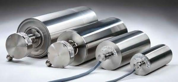 Trommelmotoren für hygienische Fördertechnik
