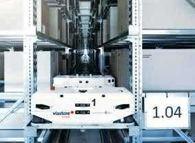 Shuttlesystem viaflex