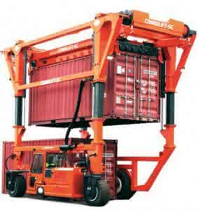 Combi-SC Straddle Carrier