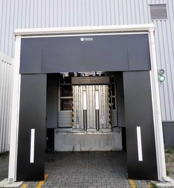 Umbau eines Logistiklagers