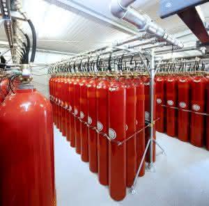 Brandschutz für Lager- und Logistik
