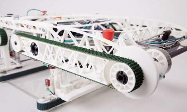 Rack Racer vom Fraunhofer IML