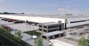 Goodman baut für BMW Group in Kleinaitingen